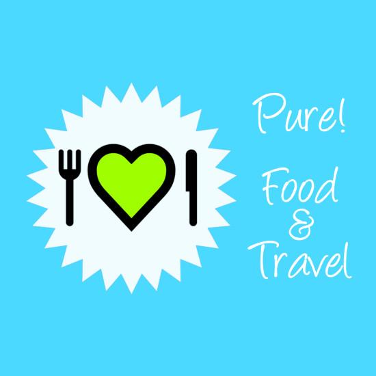 Logo-pure-food-travel vierkant rgb hr