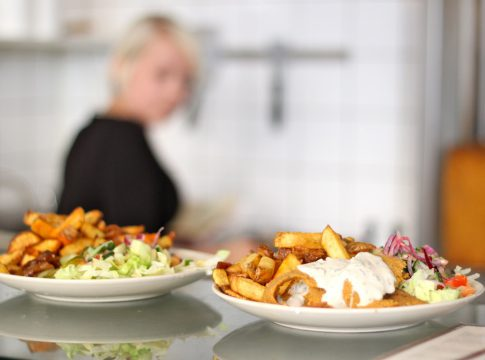 Voener Berlin vegan food Friedrichshain Boxhagenerstrasse