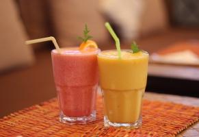 Un déjeuner à Marrakech