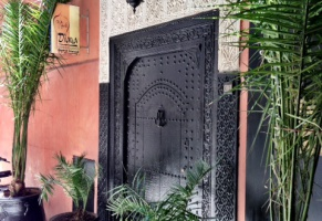 Riad Diana in Marrakech