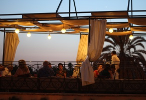 Cafe Arabe in Marrakech