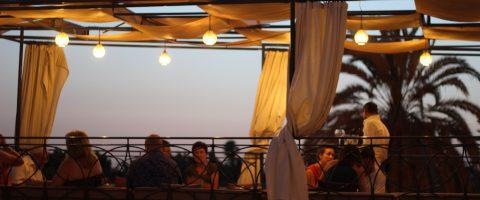 Cafe Arabe Marrakech Morocco