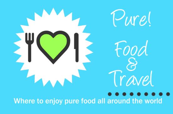Logo Pure Food Travel