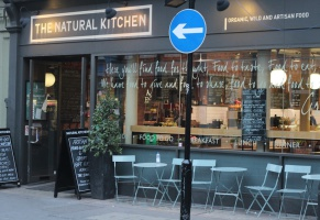 The Natural Kitchen in London