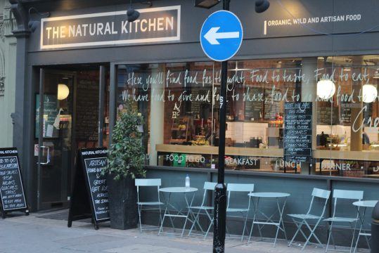 Natural Kitchen London