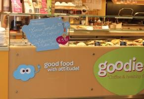 Goodies and Veganz in Berlin