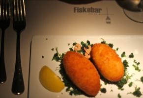 Fiskebar in Antwerp