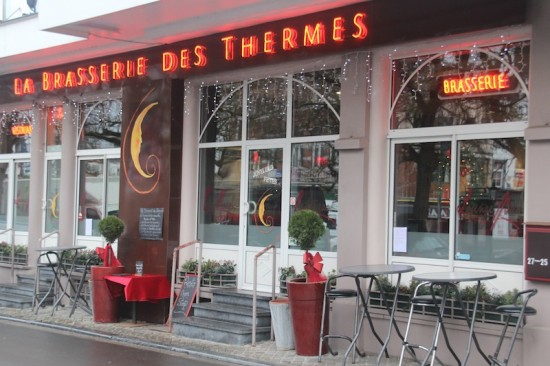 la brasserie des thermes spa