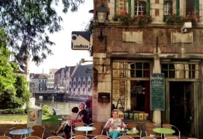 Brooderie in Ghent