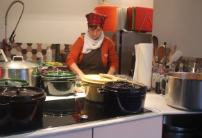 Les Filles Plaisirs Culinaires in Brussels