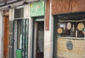 Taberna Maceiras in Madrid