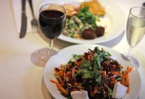Mildreds Vegetarian Restaurant in London