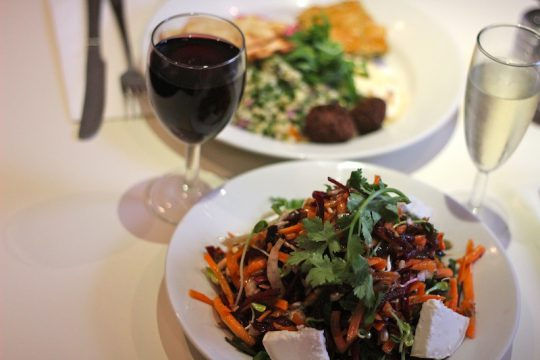 Pure Food Travel London Mildreds