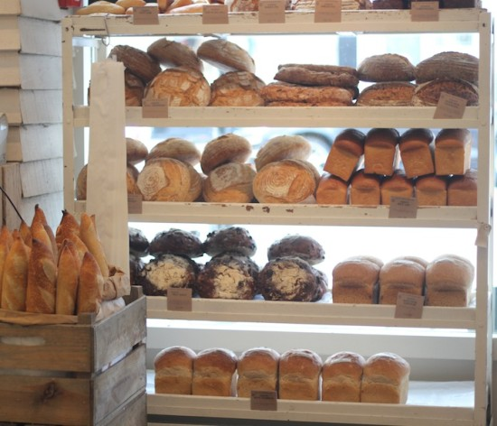 Pure Food Travel London Daylesford Organic