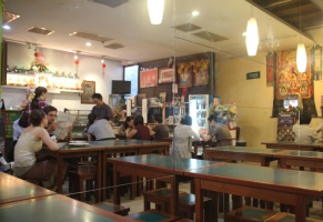 Vegetarian Restaurant in Singapore