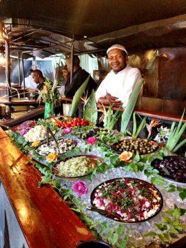 Buffet Moyo Spier Stellenbosch