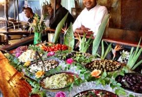 Moyo Restaurant in Stellenbosch