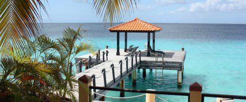 Villa Eco hotel Bonaire green travel tips Bonaire
