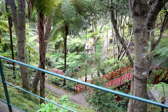Monte Palace Tropical Gardens in Funchal | Pure Food & Travel