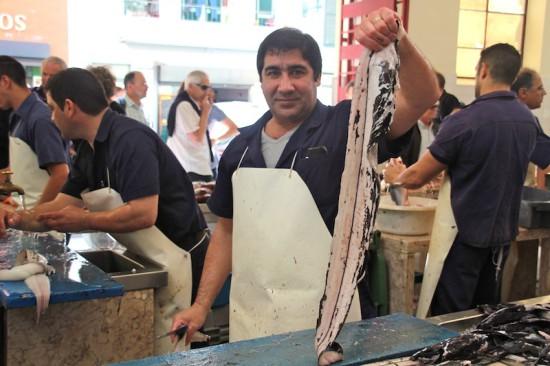 espada funchal fish market