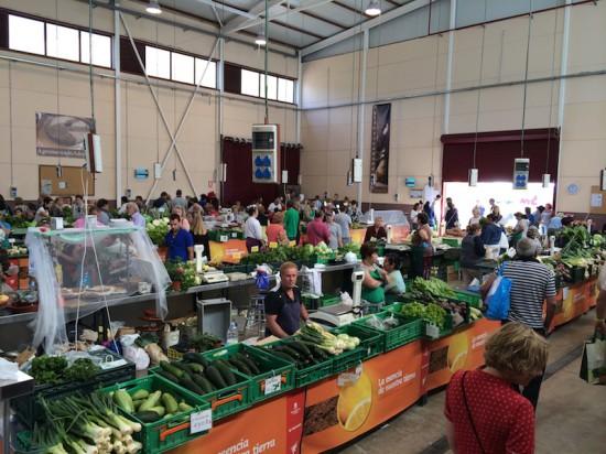 organic market tenerife
