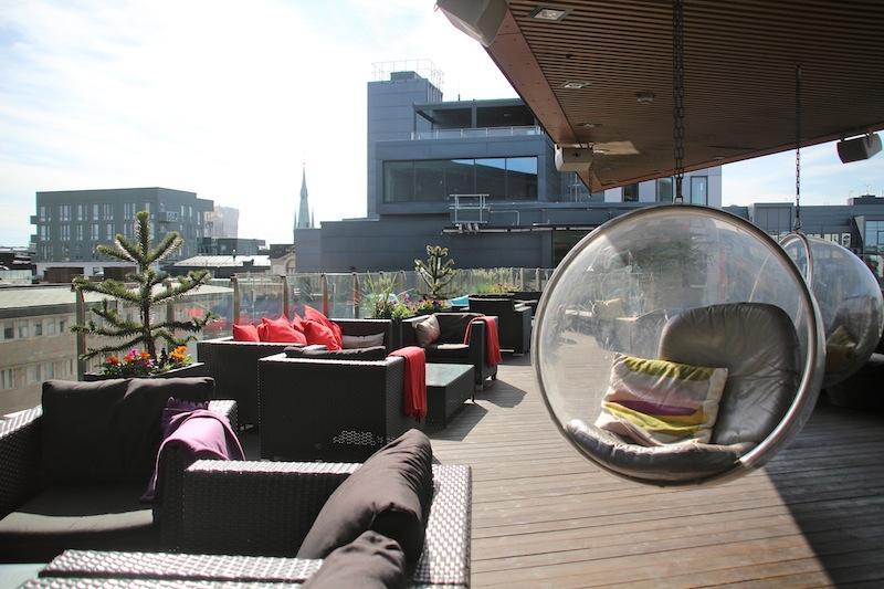 Central Hotel Stockholm Restaurant