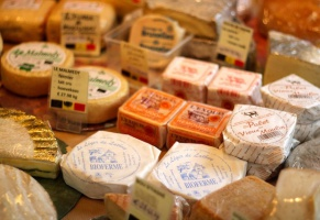 Cheese shop Haspeslagh in Oostende
