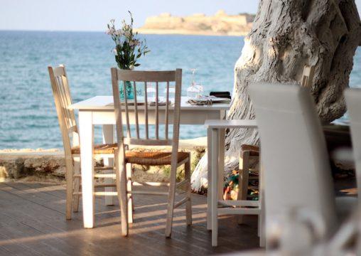 Prima Plora Rethymno Crete Greece organic food