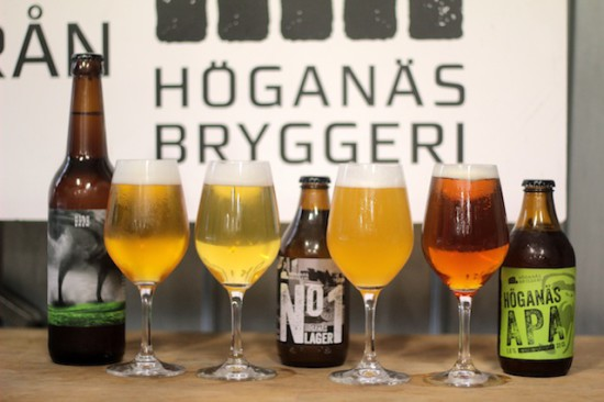 hoganas brewery