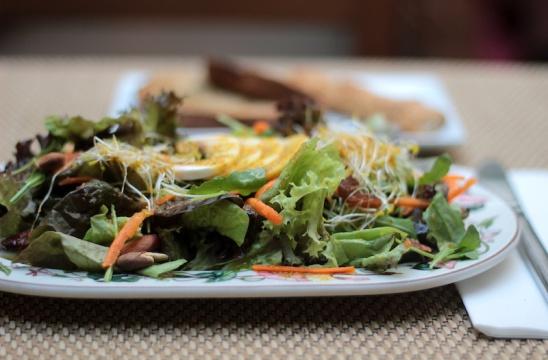 Ana eva in valencia pure food travel - Vegetarian restaurant valencia ...