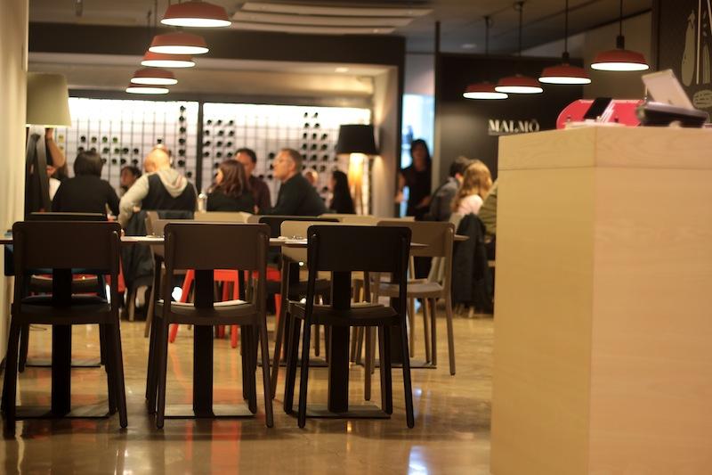 Restaurante malm in valencia pure food travel - Restaurante copenhagen valencia ...