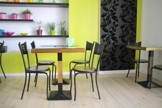 vegetarian restaurant salsa verde evora