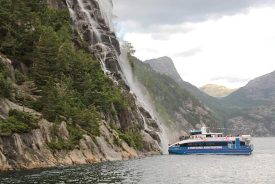 Lysefjord cruise Stavanger