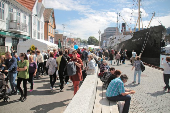 Gladmat food festival Stavanger Norway