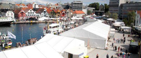Gladmat food festival Stavanger