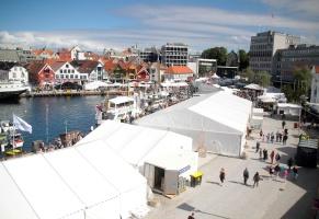 Gladmat food festival in Stavanger