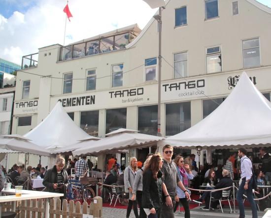 Tango restaurant Stavanger