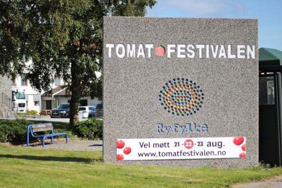 Tomato festival Judaberg
