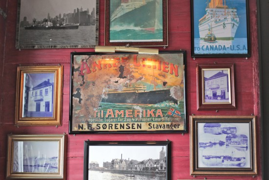 NB Sorensen restaurant Stavanger