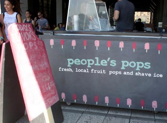 People's pops New York