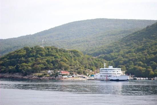 cres ferry kvarner croatia