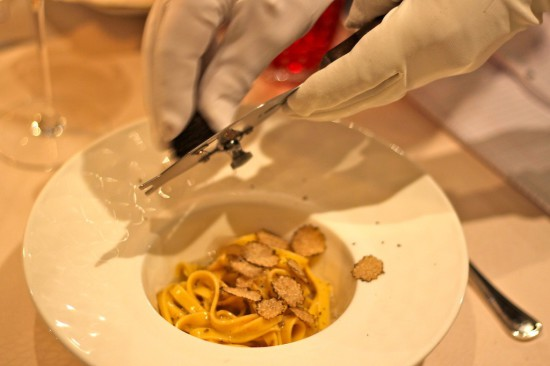 restaurant zigante livade truffle