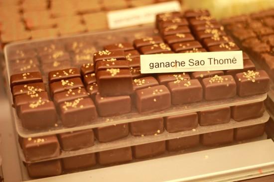 Depla chocolate shop Bruges
