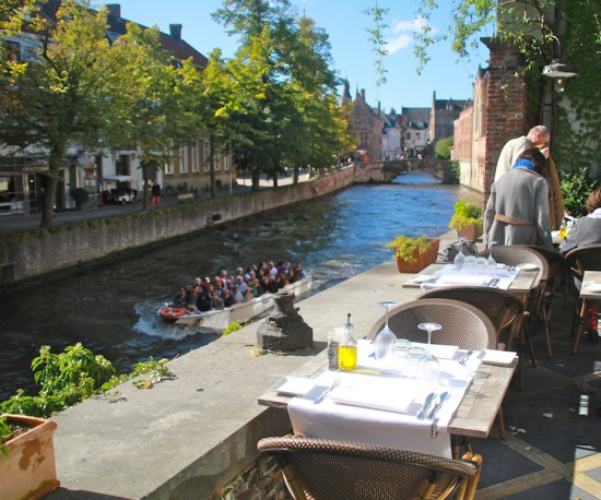 Restaurant Pergola Bruges