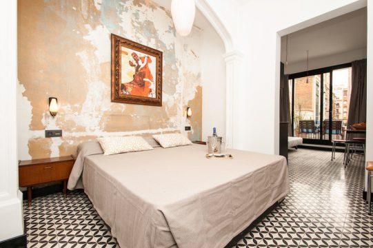 Hotel Retrome Barcelona vintage