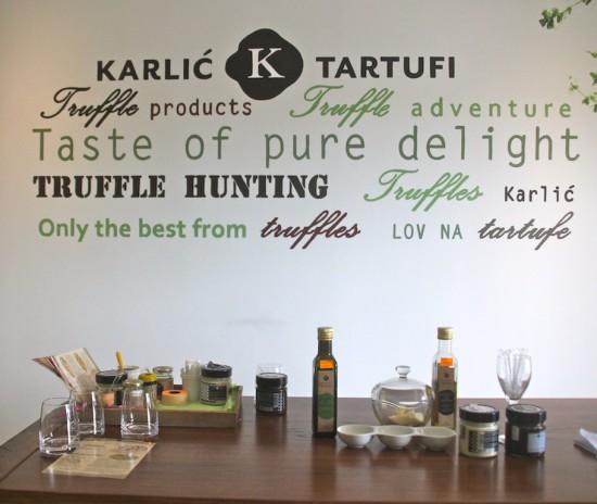karlic tartufi truffle shop