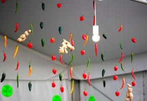 Culinary festival Kookeet in Bruges