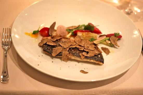 restaurant zigante truffle
