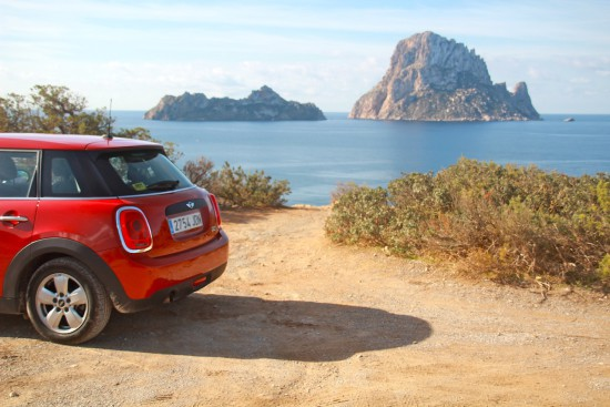 Mini Ibiza Sunnycars Es Vedra