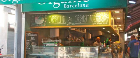 Food markets Barcelona mercat mercats mercado fruits vegetables Boqueria organic food